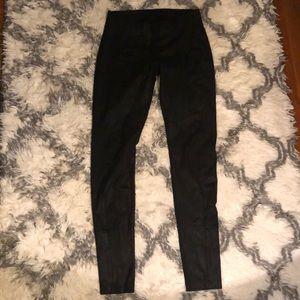 Black Bebe Leggings